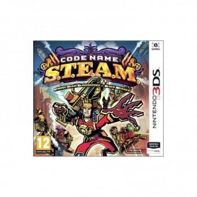 Nintendo DS Code Name S.T.E.A.M.