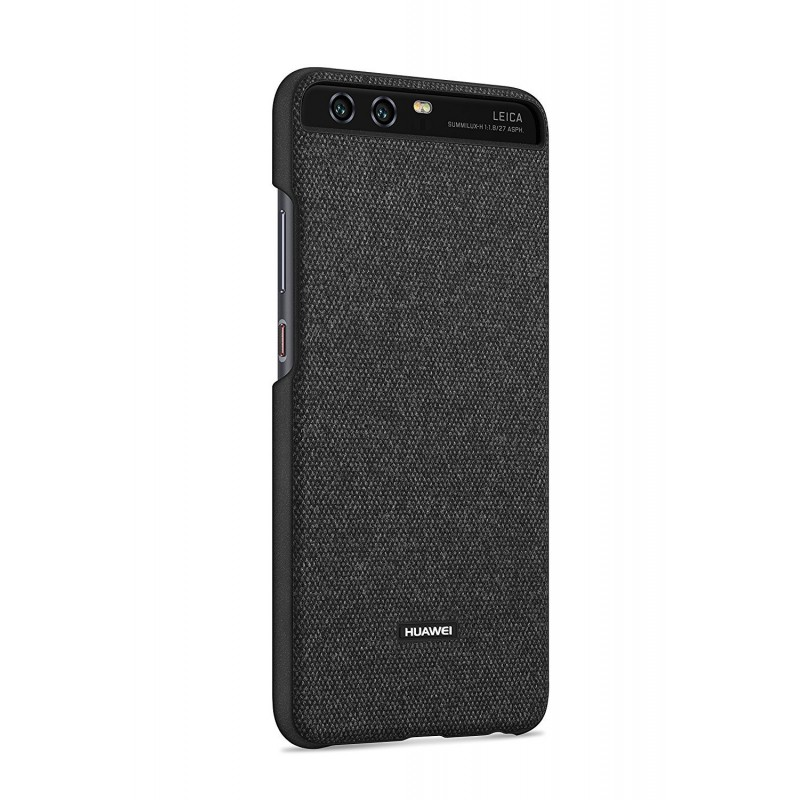 Huawei P10 Car Case Cover Custodia grigio scuro per P10 ORIGINALE 51991890