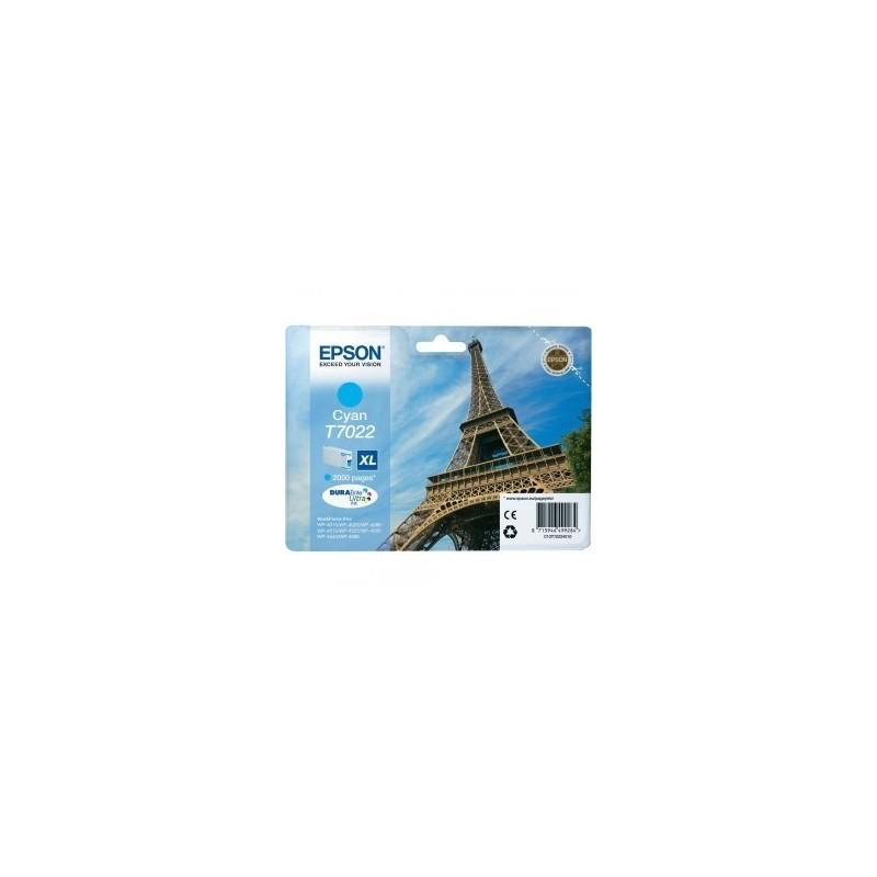 EPSON Cartuccia Originale T7022XL - Ciano