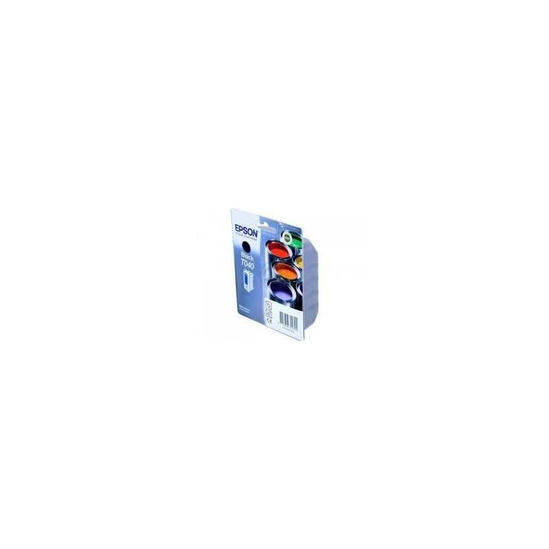 EPSON T040 NERO - CARTUCCIA ORIGINALE - C13T04014020