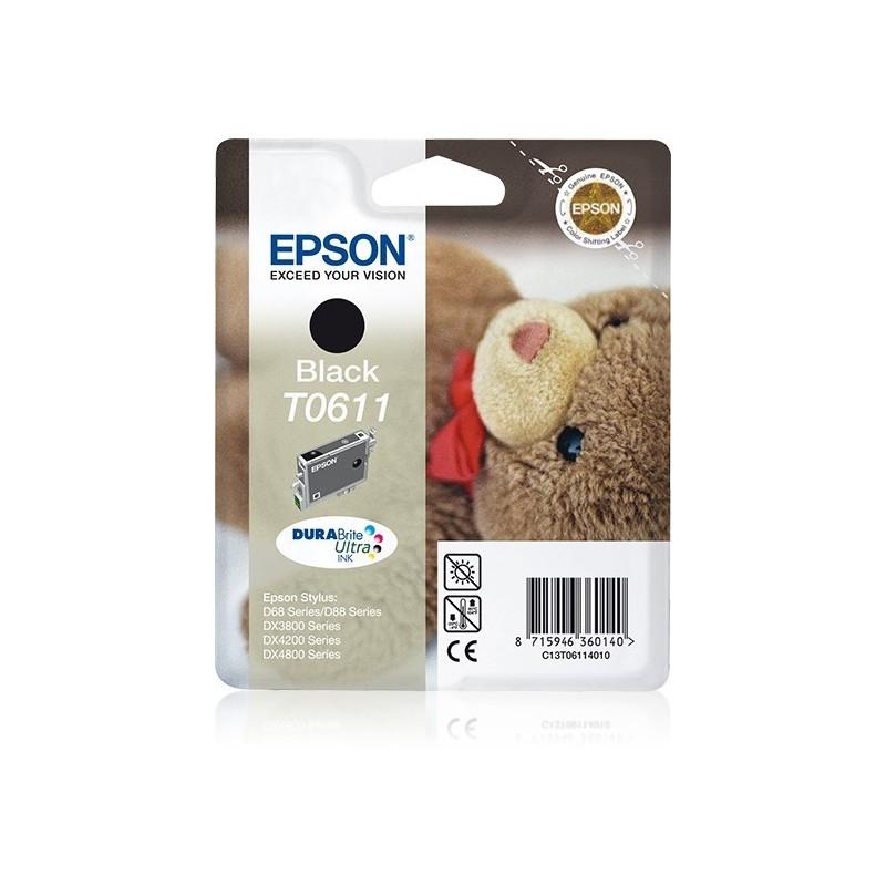 Epson InkJet T0611 Nero