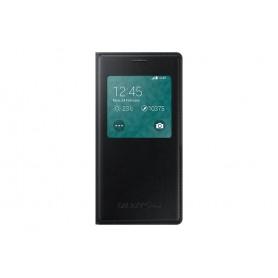 Samsung Galaxy S5 Mini S View Cover Nero - originale