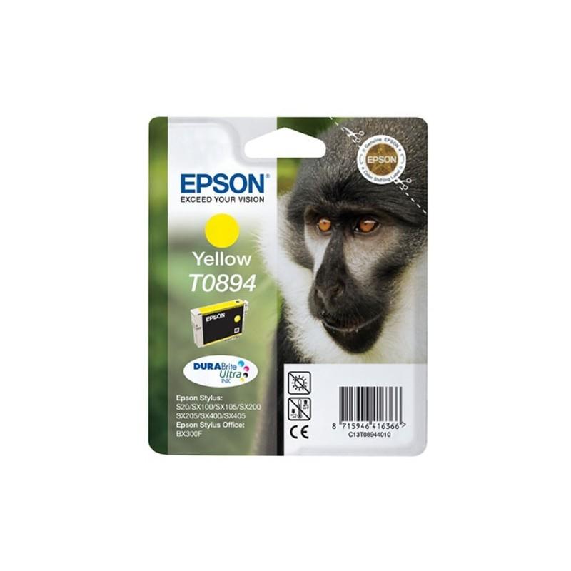 EPSON Cartuccia T0894giallo - ORIGINALE