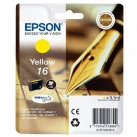EPSON CARTUCCIA 16 GIALLO PER EPSON WORKFORCE