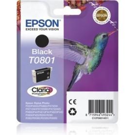 Epson InkJet T0801 Nero - ORIGINALE